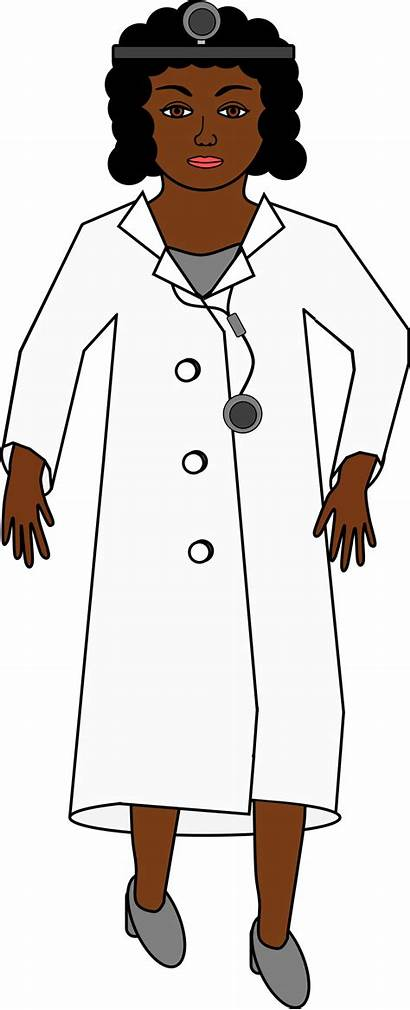 Doctor Clipart Transparent Clip Mirror Cartoon Female