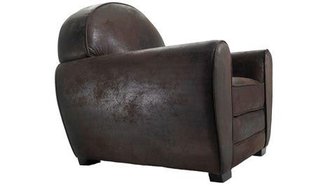 canapé convertible aspect cuir vieilli fauteuil vieilli noel 2017