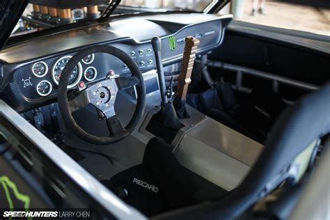 hoonigan mustang interior the hoonicorn rtr the mustang source