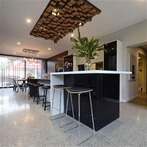 polished concrete floors build