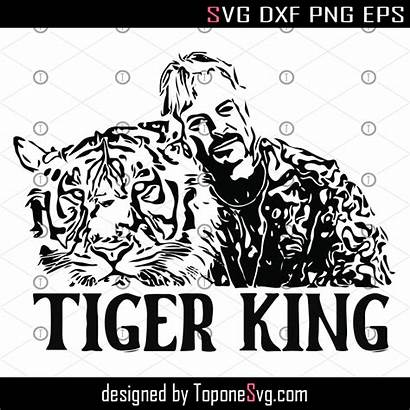 Tiger King Joe Svg Murder Madness Mayhem
