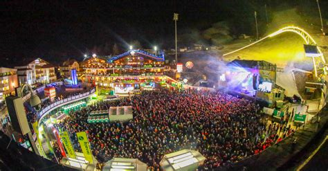 Schladming Night Race - The FIS Alpine Ski World Cup on the