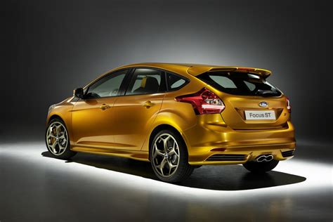 Neuer Ford Focus St by New Focus St Ford Releases More Info And Pics Of 250hp