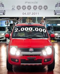 Fiat Panda 2000 : 2 000 000th fiat panda produced at poland factory testdriven ~ Medecine-chirurgie-esthetiques.com Avis de Voitures
