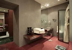Implantation Salle De Bain : chambre avec dressing et salle de bain en 55 id es ~ Dailycaller-alerts.com Idées de Décoration