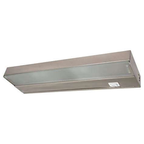 home depot under cabinet lighting 12 5 in xenon low profile under cabinet light fixture