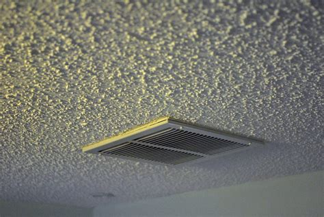 removal of popcorn ceiling the easiest way to remove a popcorn ceiling ericestate