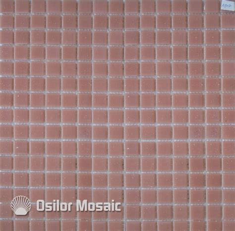free shipping pink glass mosaic tile outdoor wall tile