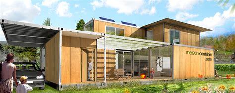 Chambre Transformable - maison container construction de maison modulaire