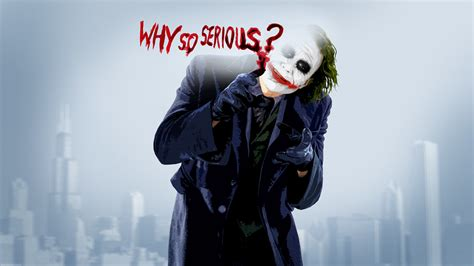 The joker wallpaper, heath ledger, monochrome, batman, movies. The Joker Desktop Background ·① WallpaperTag