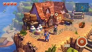 39Oceanhorn39 Update With Improved Graphics For IPhone 6 And