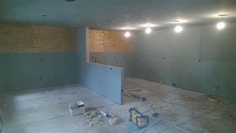 mold proof drywall the puddingstone cottage