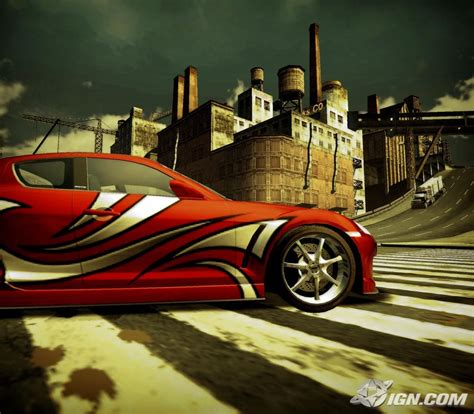 Nfs Most Wanted All Blacklist Cars