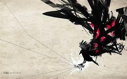 Raven Wallpapers Ravens Background Dark Desktop Bird