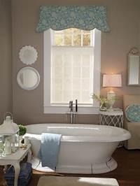 window treatments for bathrooms BATHROOM WINDOW TREATMENTS - Modern - Bathroom - Denver ...