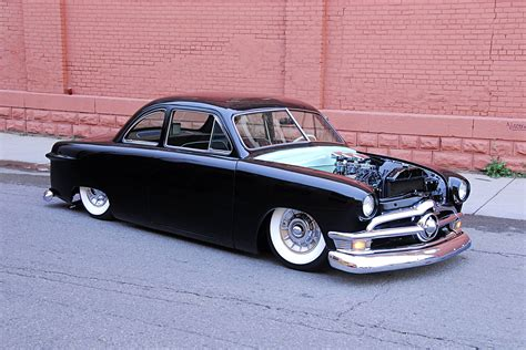 This Mild Custom Ford Coupe Has Plenty