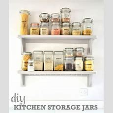 Diy Kitchen Storage Ideas Getting Organised In The