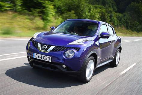 4. Nissan Juke   Auto Express