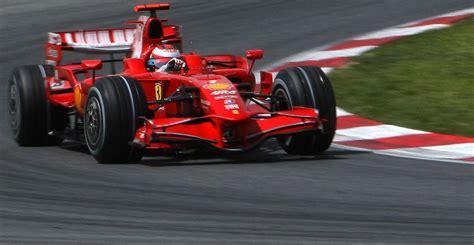 2008 Ferrari F2008 Image