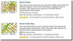Traffic Temps Reel : trafic routier historique pr visionnel et temps r el sur arcgis online arcorama ~ Medecine-chirurgie-esthetiques.com Avis de Voitures