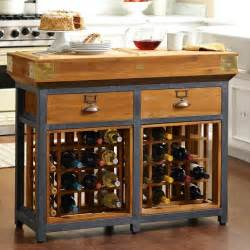 kitchen island wine rack chef 39 s kitchen island with wine racks