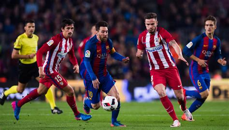 Barcelona Fc Vs Atletico Madrid Results