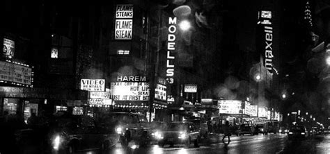 Black And White Street Photographs Of New York City By