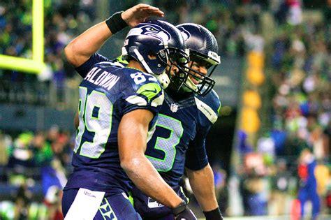 saints  seahawks  scores highlights  reaction