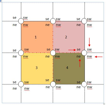 quarter corner map my land property mapping software how to map ranges sections and townships