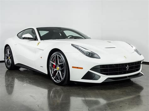 The f12berlinetta is everything you could want from an italian supercar. 2017 Ferrari F12 Berlinetta For Sale $273,900 - 1988448