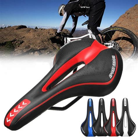 siege velo vtt vélo siège de selle bicyclette cyclisme vtt gel randonnée