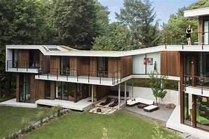 Plan Maison Japonaise : la maison kanji un havre de paix japonais dans l ouest parisien ~ Melissatoandfro.com Idées de Décoration