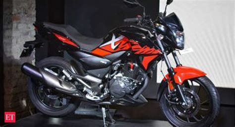 hero motocorp unveils cc superbike  economic times video