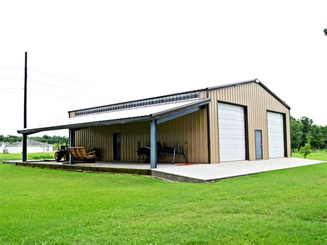 Steel Barn Kits by Testimonial Reference Photo Gallery