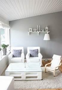 canape et table en palette With tapis shaggy avec canapé d angle en palette de bois