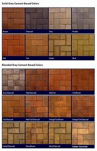 Pavers Products Colors  U0026gt  Brick Pavers Installer Tampa Fl
