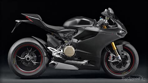 Ducati Motorcycle : 2014 Ducati 1199 Panigale S Review