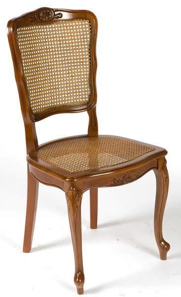 stock bureau direct chaise style régence cannée chaise en bois vente meuble