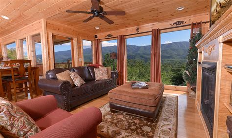 luxury cabins in gatlinburg gatlinburg cabin rentals a luxury view