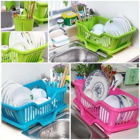 racks holders kitchen sink dish plate drainer drying rack washing organizer tray holder basket