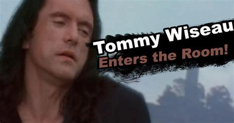 Tommy Wiseau Memes - tommy wiseau super smash bros 4 character announcement parodies know your meme