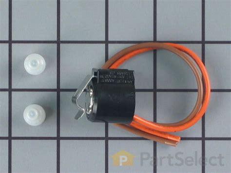 whirlpool  defrost thermostat kit partselectca