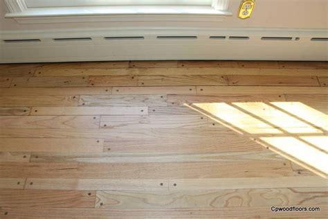 waxed wood floors waxed wood