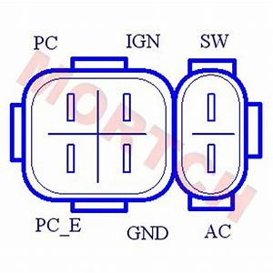 5 Pin Cdi Ignition Wiring Diagram 150cc Diagram 150cc