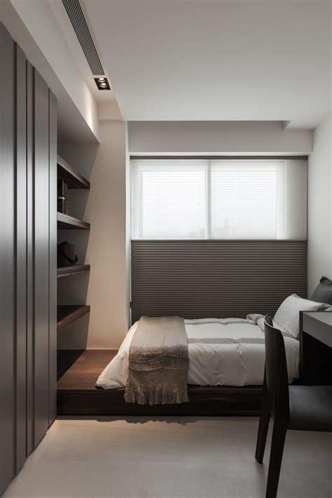 interior design ideas bedroom small 9 creatieve idee 235 n voor een kleine slaapkamer 18968 | kamer klein interieur slim idee MAN MAN