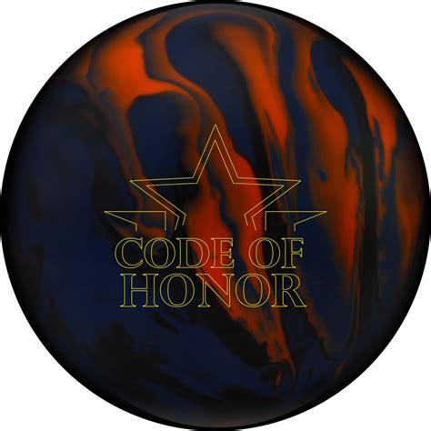 Ebonite Code of Honor — Bowltech Ball Reviews