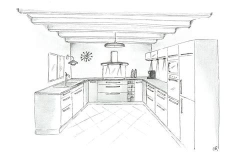 dessiner une cuisine en 3d gratuit comment dessiner un plan de maison en perspective auto
