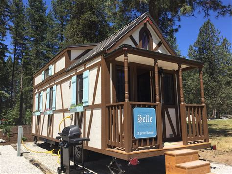 The Belle At Leavenworth Tiny House Village