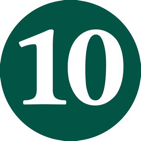 Green Number 10  Wwwpixsharkcom  Images Galleries With
