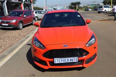 ford st focus st  cars  sale  gauteng